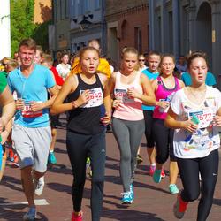 11th Danske Bank Vilnius Marathon - Dmitrij Badrin (11103), Gabriele Dženkaityte (20579)