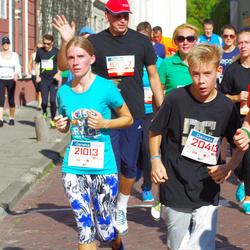 11th Danske Bank Vilnius Marathon - Joris Paulauskas (20413), Gabriele Grabauskaite (21013)