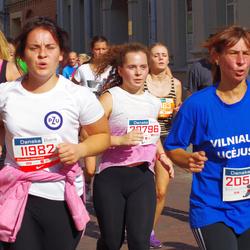 11th Danske Bank Vilnius Marathon - Inga Jackeviciute (11982), Linoreta Vasileviciene (20558)