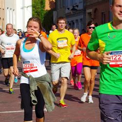 11th Danske Bank Vilnius Marathon - Ieva Bukelskyte (12281), Irmantas Drutis (12293)