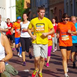 11th Danske Bank Vilnius Marathon - Ignas Barcys (10251), Audrius Valavičius (31025), Lina Grinevičiūtė (31027)