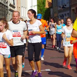 11th Danske Bank Vilnius Marathon - Neringa Masionyte (11327), Darius Masionis (11329)