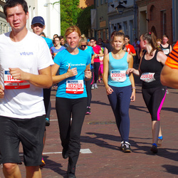 11th Danske Bank Vilnius Marathon - Neringa Švagždiene (10259), Eva Blaževiciute (20936)