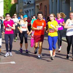 11th Danske Bank Vilnius Marathon - Markas Plineris (6548), Laima Gvazdauskaite (11343), Ana Pliner (12049), Antony Zappone (12050), Vilius Šiauciunas (12086), Goda Pyragaite (20656), Radvile Uselyte (21313)