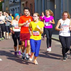 11th Danske Bank Vilnius Marathon - Antony Zappone (12050), Vilius Šiauciunas (12086), Goda Pyragaite (20656), Radvile Uselyte (21313), Liepa Misiuraite (21749)