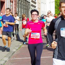 11th Danske Bank Vilnius Marathon - Egidijus Rimkus (10537), Ana Pliner (12049)