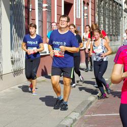 11th Danske Bank Vilnius Marathon - Egidijus Rimkus (10537), Paula Cižikaite (20641)