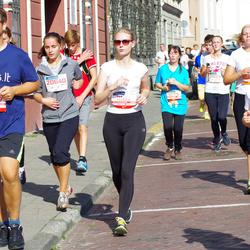 11th Danske Bank Vilnius Marathon - Egidijus Rimkus (10537), Kristina Šalte (10715), Agne Baronaite (11192), Kristina Rancova (20640)
