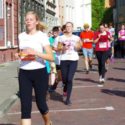 11th Danske Bank Vilnius Marathon - Lukas Dregva (12001), Silvija Kalandaršvili (20654)