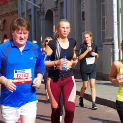 11th Danske Bank Vilnius Marathon - Lukas Dregva (12001), Greta Žilėnaitė (30765)