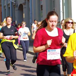 11th Danske Bank Vilnius Marathon - Vaida Balciunaite (11224), Matas Butkus (11621)