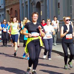 11th Danske Bank Vilnius Marathon - Matas Butkus (11621), Irena Baliukonyte (12223), Mindaugas Jankunas (20460)