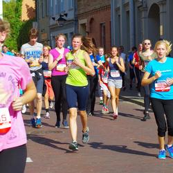 11th Danske Bank Vilnius Marathon - Gintare Ramaškaite (11894), Gabriele Narkute (20333), Mindaugas Jankunas (20460)