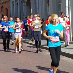 11th Danske Bank Vilnius Marathon - Jurgita Žilvinskaite (10777), Gabriele Narkute (20333)