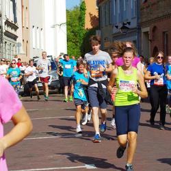 11th Danske Bank Vilnius Marathon - Jurgita Žilvinskaite (10777), Mindaugas Jankunas (20460), Martynas Petkūnas (31096)