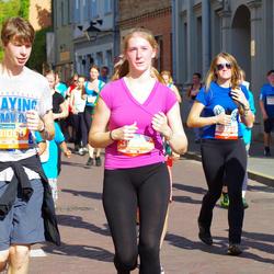 11th Danske Bank Vilnius Marathon - Jurgita Žilvinskaite (10777), Gabriele Narkute (20333), Rūta Pakalnytė (30204), Martynas Petkūnas (31096)