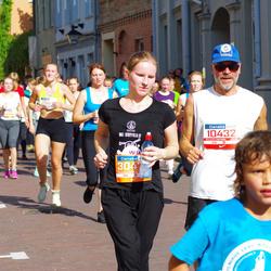 11th Danske Bank Vilnius Marathon - Mykolas Fedaravicius (10432), Sigita Venckutė (30473)