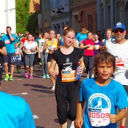 11th Danske Bank Vilnius Marathon - Mykolas Fedaravicius (10432), Pijus Mikailas (20505), Sigita Venckutė (30473)