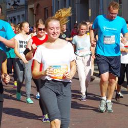 11th Danske Bank Vilnius Marathon - Karina Versockaite (20934), Greta Prakapavičiūtė (31406)