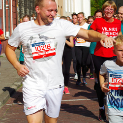 11th Danske Bank Vilnius Marathon - Vytautas Šalna (10215), Stasys Šalna (10216)