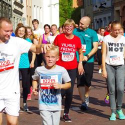11th Danske Bank Vilnius Marathon - Vytautas Šalna (10215), Stasys Šalna (10216), Olga Šaltiene (21072)