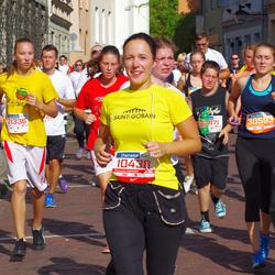 11th Danske Bank Vilnius Marathon - Lina Valioniene (10438), Agnė Stašytė (30593)