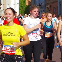 11th Danske Bank Vilnius Marathon - Lina Valioniene (10438), Guoda Tuinylaite (20188), Agne Juknaite (20297), Agnė Stašytė (30593)