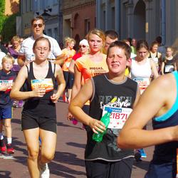 11th Danske Bank Vilnius Marathon - Kipras Šaparauskas (21871), Justina Malakauskaitė (30234)