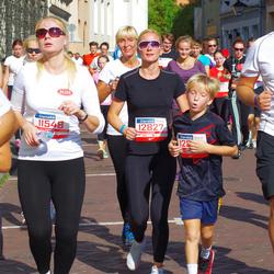 11th Danske Bank Vilnius Marathon - Anna Baranova (11548), Jolita Hochleitmer-Vidžiuniene (12827)