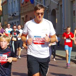 11th Danske Bank Vilnius Marathon - Vitoldas Vidžiunas (12826), Jolita Hochleitmer-Vidžiuniene (12827), Titas Vidžiunas (12832)