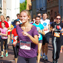 11th Danske Bank Vilnius Marathon - Urte Giedraityte (20356), Roberta Paškevičiūtė (31265)
