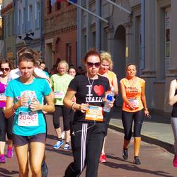 11th Danske Bank Vilnius Marathon - Laura Švilpaitė (31285), Liza Mazurina (31952)