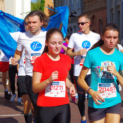11th Danske Bank Vilnius Marathon - Karolina Koroleva (10889), Migle Raginyte (21271)