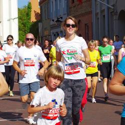 11th Danske Bank Vilnius Marathon - Dmitrij Voitkevic (11378), Raminta Pociute (12383)