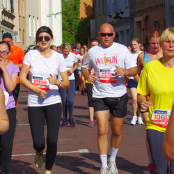 11th Danske Bank Vilnius Marathon - Arturas Giedrys (11284), Jurate Vasiukeviciute (11996)