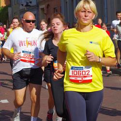 11th Danske Bank Vilnius Marathon - Vida Šetkuviene (10602), Arturas Giedrys (11284)
