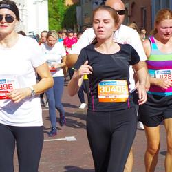 11th Danske Bank Vilnius Marathon - Rolandas Vasiliauskas (1196), Laura Augulyte (11286), Gintarė Maldžiūtė (30408)