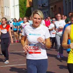 11th Danske Bank Vilnius Marathon - Egle Šeduikyte (11782), Kristina Kononenko (11816)