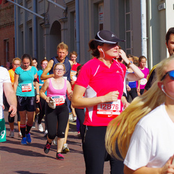 11th Danske Bank Vilnius Marathon - Ricardas Daunoravicius (11549), Rita Kernagyte (11781), Rasa Strolyte (12313)