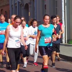 11th Danske Bank Vilnius Marathon - Rita Kernagyte (11781), Juozas Juonys (11828), Alina Stimburyte (21467)