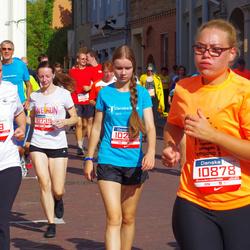 11th Danske Bank Vilnius Marathon - Ilona Kurelaityte (10739), Jolita Ragaliauskaite (11179)