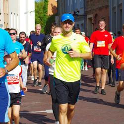 11th Danske Bank Vilnius Marathon - Gintautas Šiškus (10764), Živile Pilkauskiene (11206)