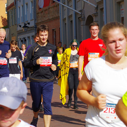 11th Danske Bank Vilnius Marathon - Martin Winther Jensen (11246), Gytis Banevičius (31659)