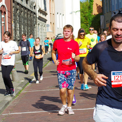 11th Danske Bank Vilnius Marathon - Simas Gataveckas (10804), Viktorija Riazanceva (10981), Laura Vaisiauskaite (11166), Tomas Bogdanas (31384)