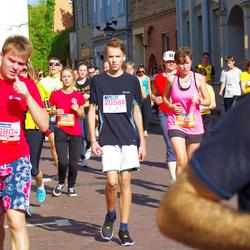 11th Danske Bank Vilnius Marathon - Laura Ambrazaite (20588), Jurgita Kazarauskaitė (31038)