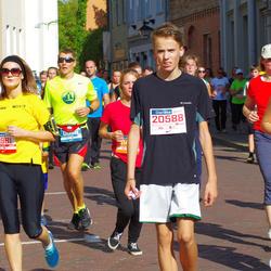 11th Danske Bank Vilnius Marathon - Viktorija Riazanceva (10981), Laura Ambrazaite (20588), Jurgita Kazarauskaitė (31038)