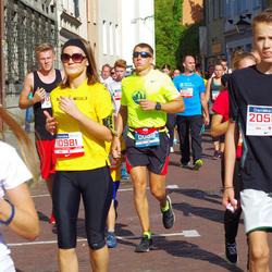 11th Danske Bank Vilnius Marathon - Marius Jovaiša (59), Viktorija Riazanceva (10981)