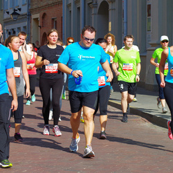 11th Danske Bank Vilnius Marathon - Aleksandras Voitechovskis (10182), Laura Kriune (12767), Eglė Šiaulytė (30931)