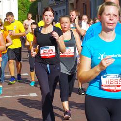 11th Danske Bank Vilnius Marathon - Kristina Podolskaia (10885), Sergej Kapustin (12315)