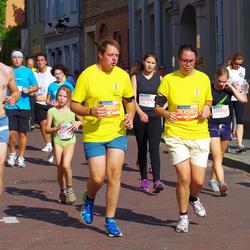 11th Danske Bank Vilnius Marathon - Milda Grabauskaitė (30580), Rimantas Matulionis (30664)